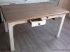 Stůl v provensálském stylu 1a
