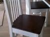 Stůl a židle z masivu 2