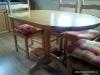 Stůl a židle z masivu