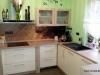 Kuchyň v dekoru dubu bardolina