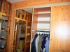 Vest. předsíňová skříň - borovice sukatá